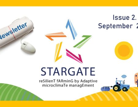STARGATE publishes its 2nd Newsletter…
